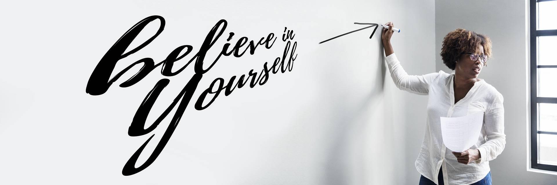 Self Esteem & Confidence